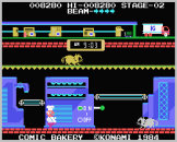 Comic Bakery Screenshot 10 (Coleco Vision/Adam)