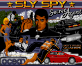 Sly Spy: Secret Agent Loading Screen For The Amiga 500