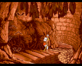 Dragon's Lair Screenshot 6 (Amiga 500)