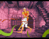Dragon's Lair Screenshot 7 (Amiga 500)