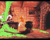 Dragon's Lair Screenshot 11 (Amiga 500)