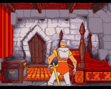 Dragon's Lair Screenshot 16 (Amiga 500)