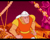 Dragon's Lair Screenshot 18 (Amiga 500)