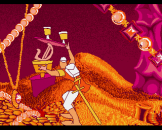 Dragon's Lair Screenshot 19 (Amiga 500)