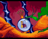 Dragon's Lair Screenshot 20 (Amiga 500)