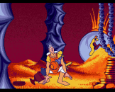 Dragon's Lair Screenshot 22 (Amiga 500)
