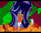 Dragon's Lair Screenshot 26 (Amiga 500)