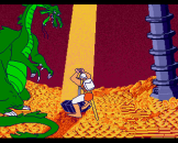 Dragon's Lair Screenshot 27 (Amiga 500)