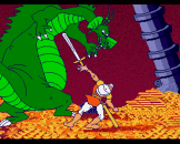 Dragon's Lair Screenshot 29 (Amiga 500)