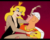Dragon's Lair Screenshot 31 (Amiga 500)