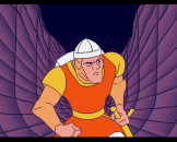 Dragon's Lair Screenshot 34 (Amiga 500)