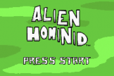Alien Hominid Loading Screen For The Game Boy Advance
