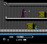Wrath Of The Black Manta Screenshot 2 (Nintendo)